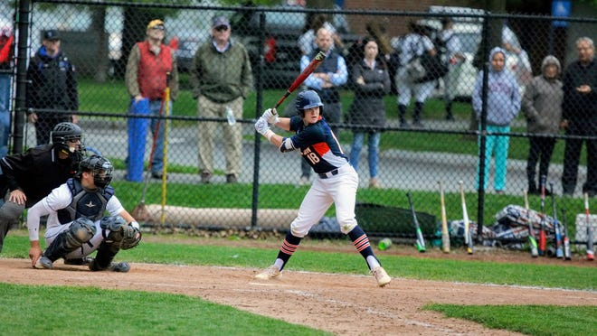 Milton Academy's Sam McNulty will compete in the A Shot For Life Home Run Derby on Saturday.