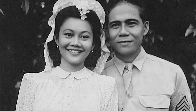 Inday and Reynaldo Curva