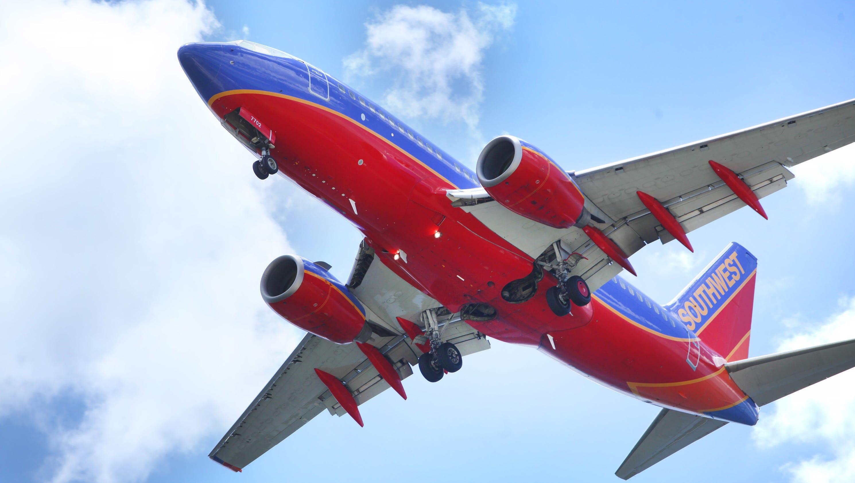 Soon landing at CVG: Southwest Airlines