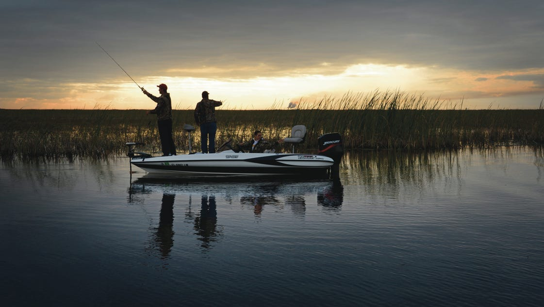 America's best bass fishing lakes and ponds