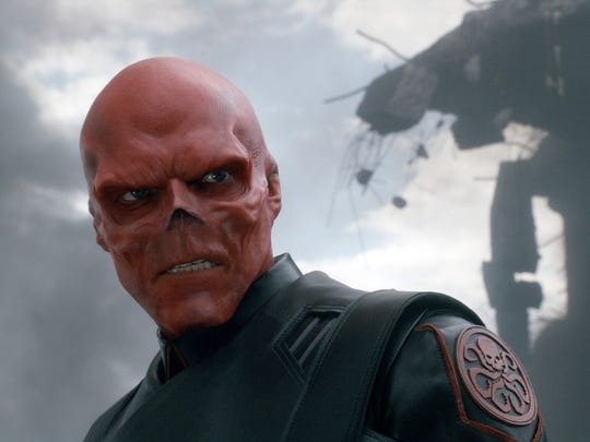"Red Skull was assumed dead after ""Captain America: The First Avenger"" but returned in an interesting way in ""Avengers: Infinity War."""