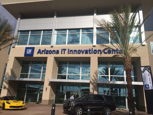 GM Arizona IT Innovation Center