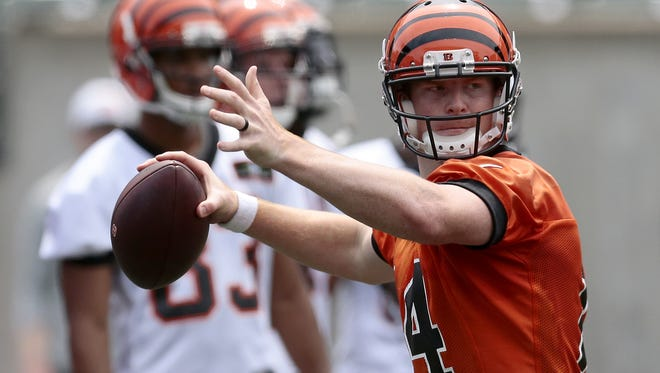 Cincinnati Bengals quarterback Andy Dalton and new offensive coordinator Ken Zampese have gotten off to a strong start due to their long relationship.