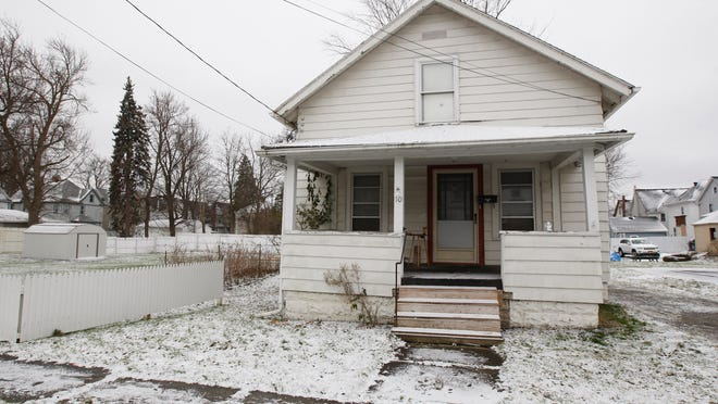 Emergency responders were called to this home on Olyn Street, Batavia Sunday for an unresponsive 6-month-old Chandler Zuch of Erie County. Zuch later died at the hospital. Jeffrey Deats, who lives at this address, was charged with second-degree manslaughter for allegedly causing the death.
