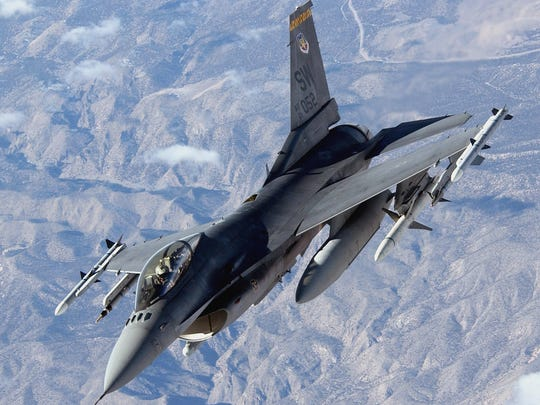 Up to 400 jobs: Lockheed Martin ready to make F-16s in