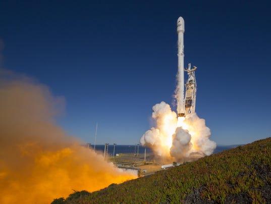 SpaceX Launch_Garw