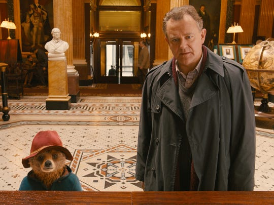 Hugh Bonneville stars as Mr. Brown, who reluctantly takes in talking bear Paddington.