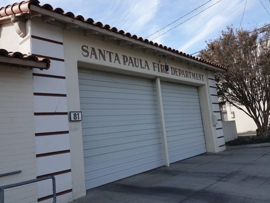 Santa Paula Fire Department