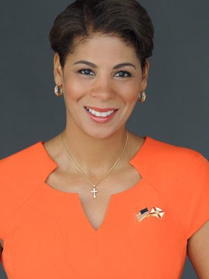 Pam Keith, Democratic candidate for U.S. House District 18 congressional seat.