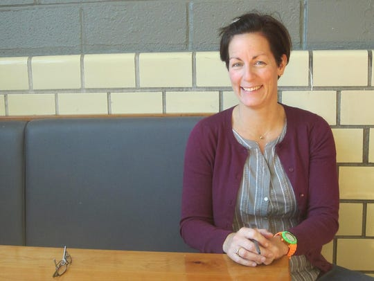 Purity Pancakes' proprietor, Heather Lane, learned