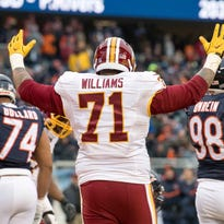 NFL's highest paid offensive linemen: 2017 rankings