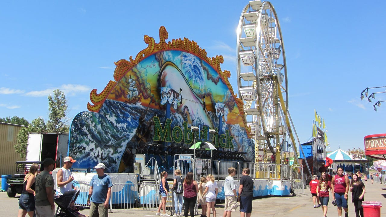 Fun facts about the Montana State Fair
