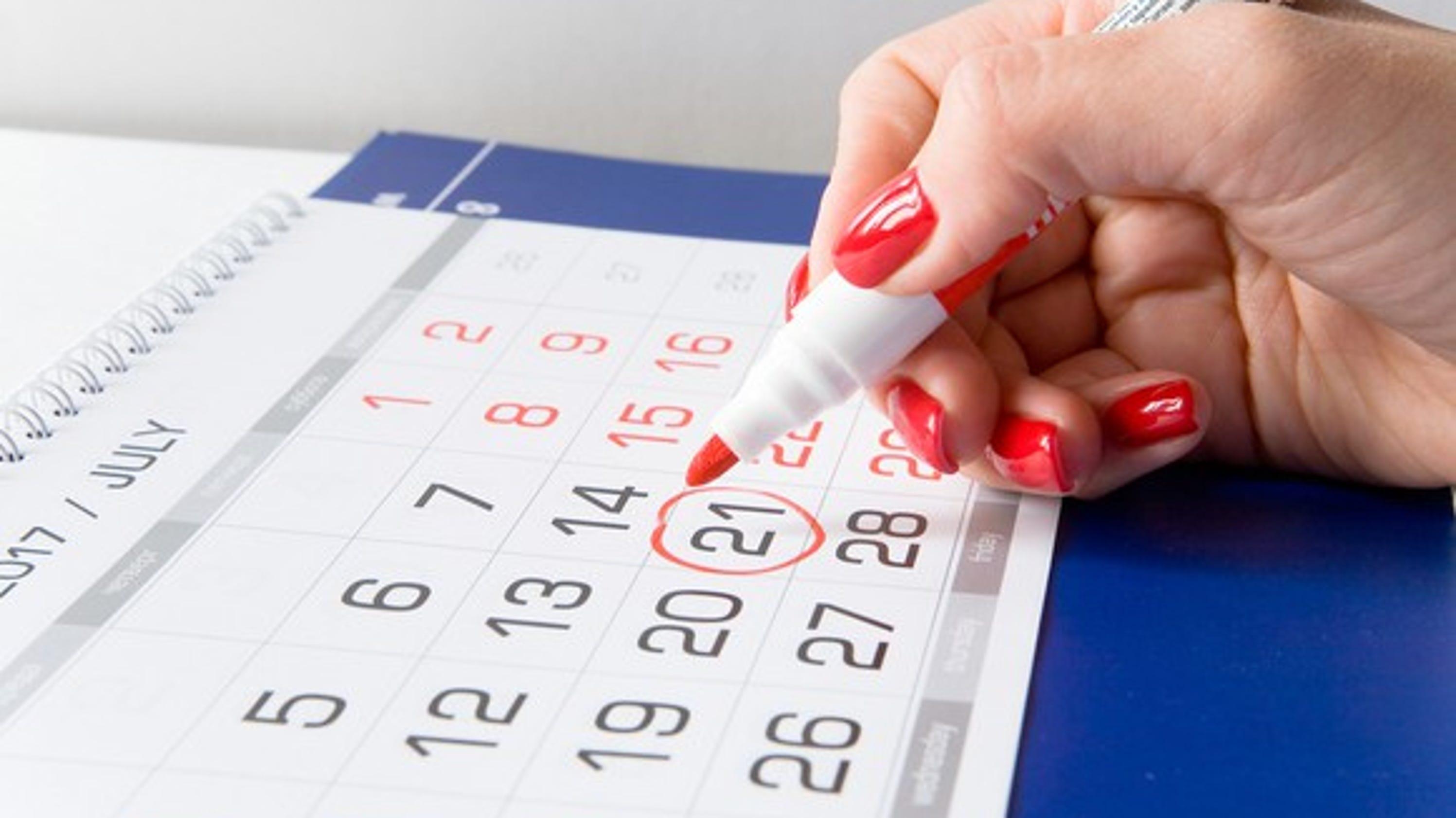 Go local events calendar