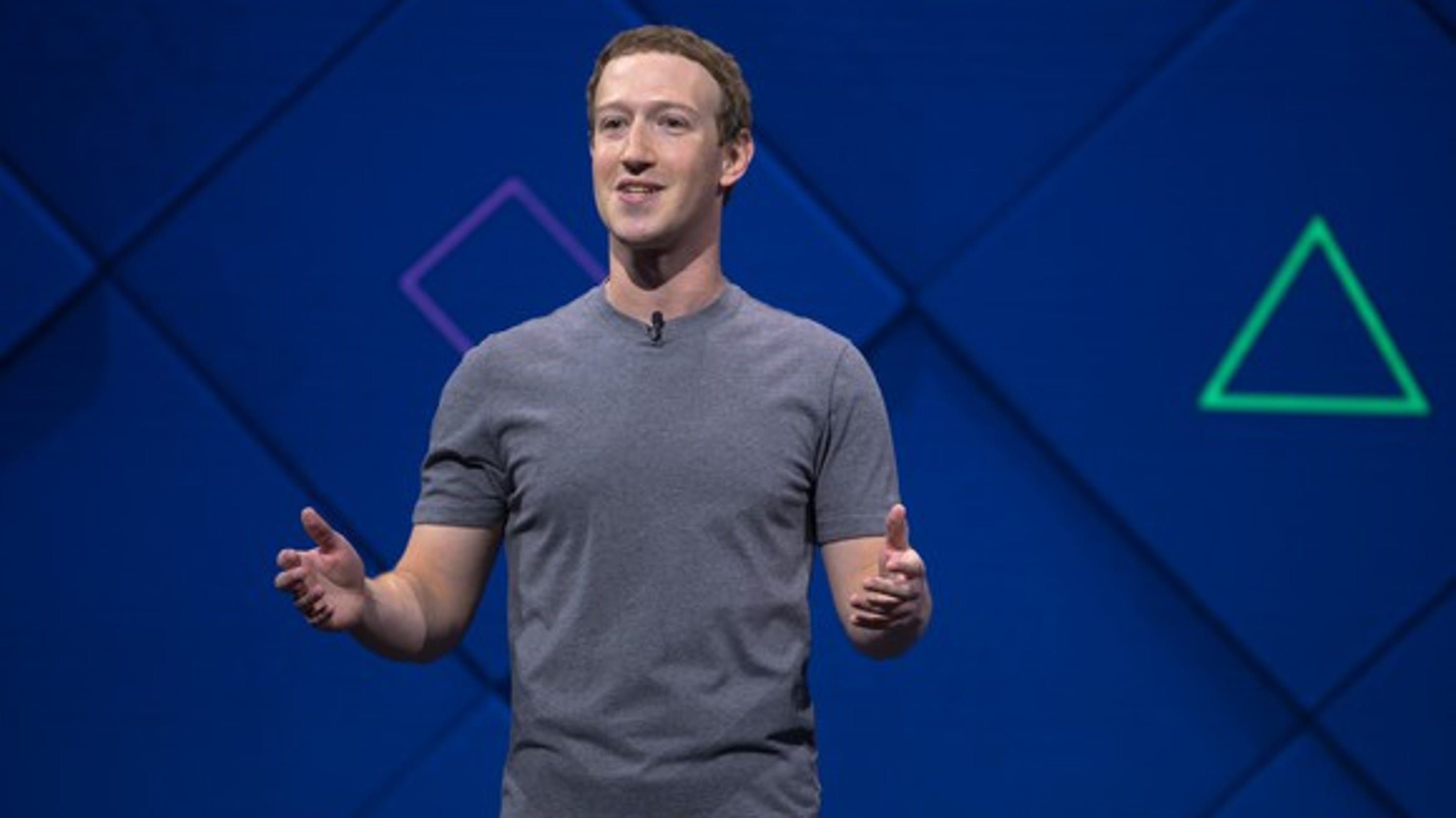 facebook s mark zuckerburg Facebook ceo mark zuckerberg testified before congress today in a  of  questions ranging from whether facebook is a monopoly to whether.