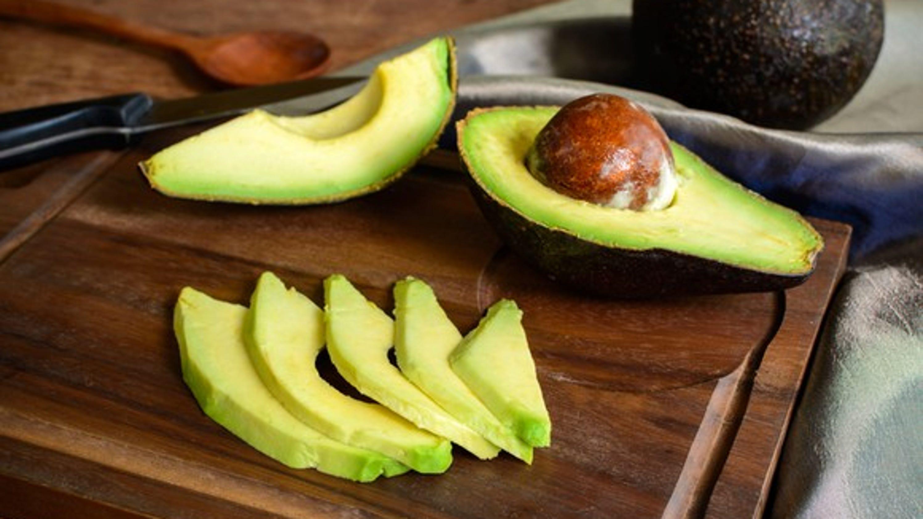 Avocado - Magazine cover