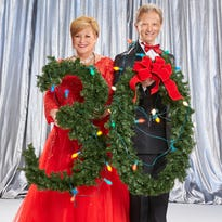 Sandi Patty hosts Yuletide in 2013.