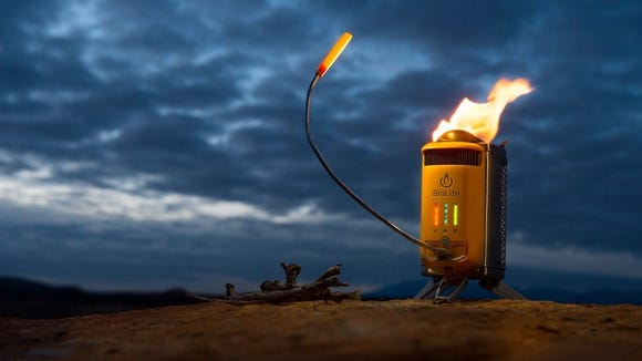 10 smart gadgets to bring on your next camping trip