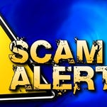 Residents are being warned of a scam in which a caller or email claims to be from the IRS.