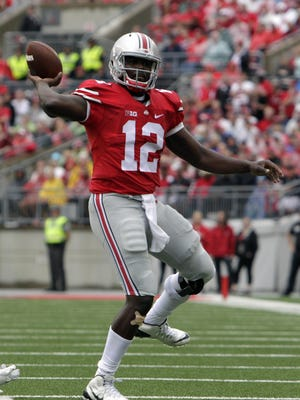 Ohio State quarterback Cardale Jones has been named the starter when the top-ranked Buckeyes host Western Michigan on Saturday.