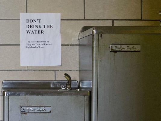 AP EPA DRINKING WATER A FILE USA MI