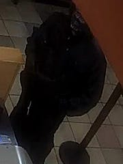 This man is wanted by El Paso police after the robbery of a Subway restaurant in the Mission Valley area last month.