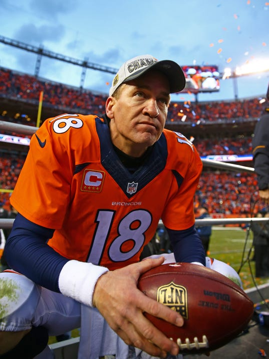 Peyton Manning Press Conference Today Video