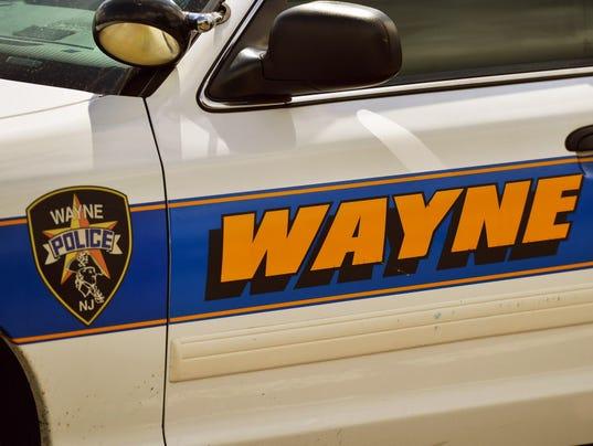 Police blotter wayne jan 26 for Motor vehicle wayne nj phone number