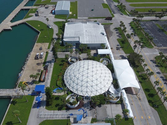 Port Canaveral plans to tear down the older, smaller
