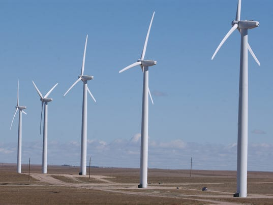 11/15 Cedar Creek wind farm REGION