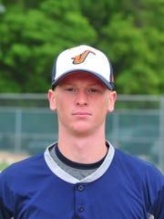 Billy Lanman, pitcher, Wright State University- Lake