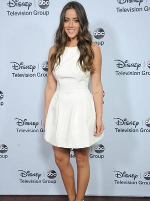 """For actress, Chloe Bennet, being able to play a Marvel character is her dream gig. """"I'm in heaven."""""""