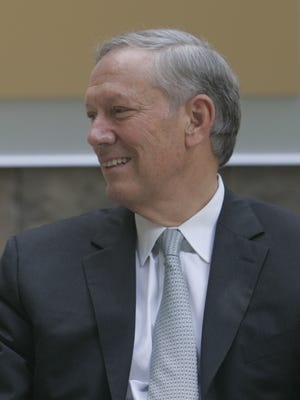 Former New York Gov. George Pataki