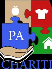 PA Charities logo