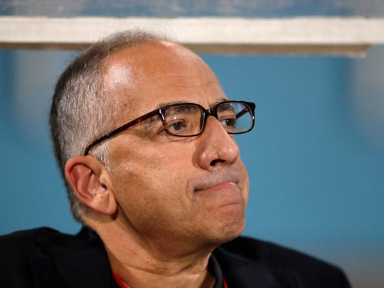 Carlos Cordeiro retired as president of the U.S. Soccer Federation amid ongoing backlash over legal documents from the federation that suggested women's national team players had less physical ability than their male counterparts.
