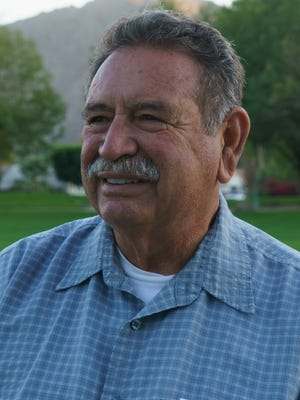 Jesse Valadez, photographed in La Quinta, Calif., on Nov. 15, 2017, is part of a group of Imperial Irrigation District employees who have presented evidence showing their pensions are worth about half what the district promised them.
