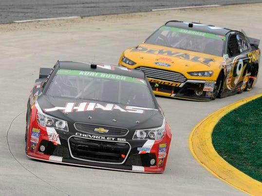 NASCAR Martinsville Auto Race (2)