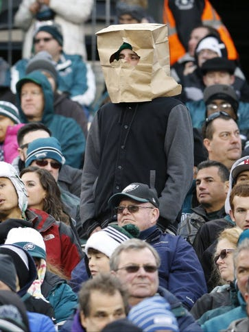 Eagles fans tiring of Chip Kelly.