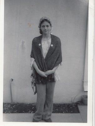 A circa 1968 photograph of Robin Sinclair