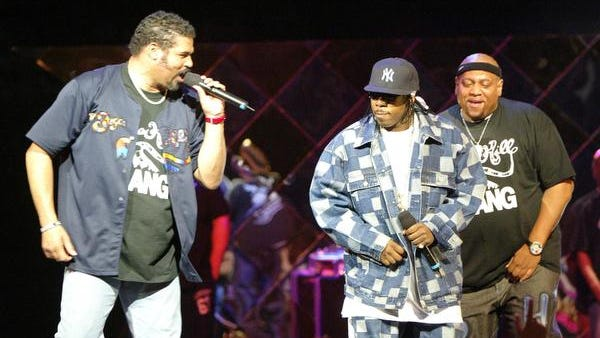 The Sugar Hill Gang plays Delaware Live Friday night.