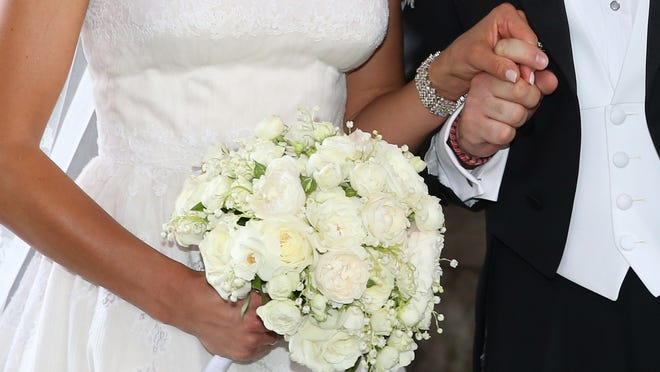 More companies are offering wedding insurance for the big day.