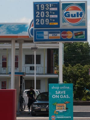 New Jersey residents are bracing for a 23-cent increase in the gas tax.