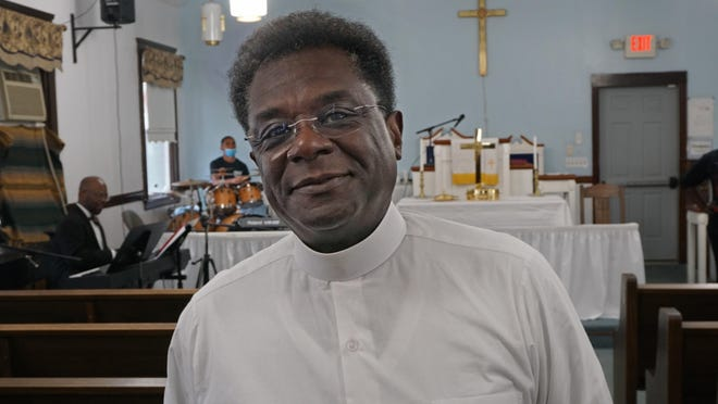 The Rev. Howard M. Jenkins has reimagined the Bethel African Methodist Episcopal Church in Providence, holding services virtually instead of in person and trying to provide a broader resource for the community.