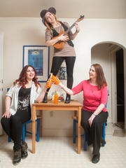The Collingswood-based trio salutes the jitterbug girl groups but fashions its own contemporary sound in the quest to be not just different, but memorable.
