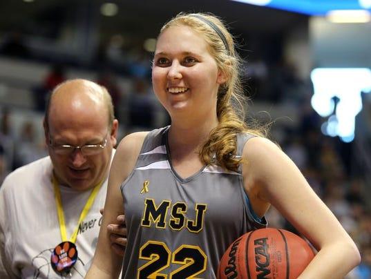 Basketball player Lauren Hill dies after inspirational ...