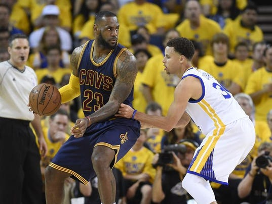 NBA fans will see a lot of Cavaliers and Warriors on TV