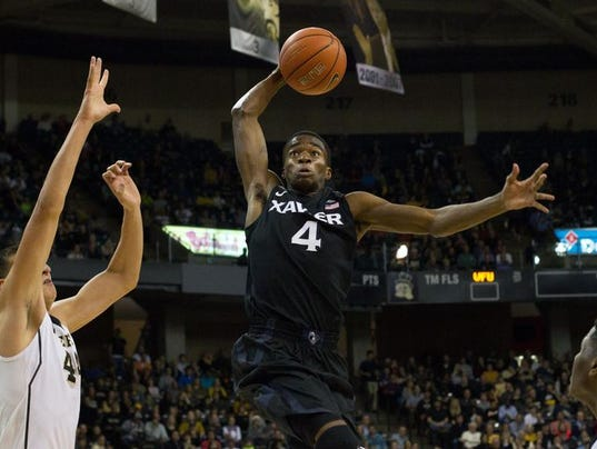 Rankings: XU holds at No. 6, UC stays 22nd