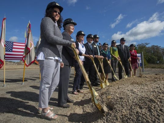 Bonita Springs  High School groundbreaking