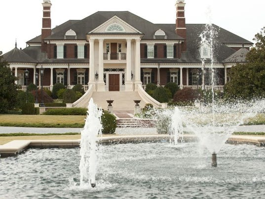 Georgia Mansion Listed For