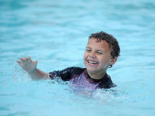 Outdoor Aquatic Facilities Closed