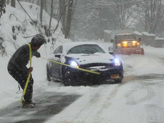 Researcher Number Of Blizzards Doubled In Past Years